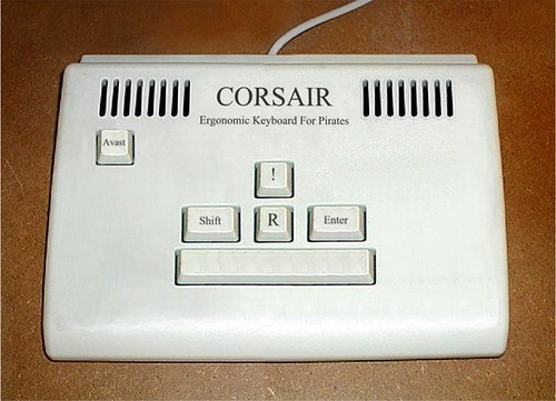 pirate keyboard | by bobby baker