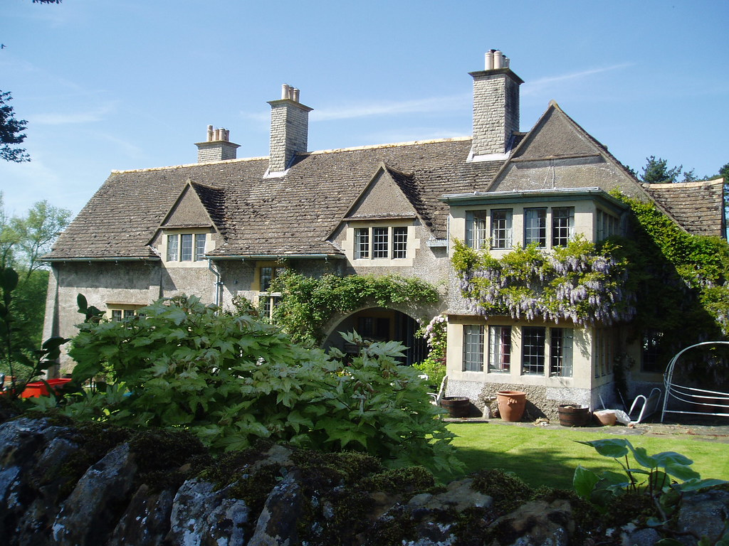 Pastures House By Cfa Voysey Pastures House North