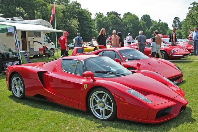 Ferrari Enzo Stanford Hall Auto Italia 2006 Img4483 Flickr