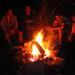 Camp Fire - Algonquin Park, Ontario