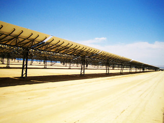 Kramer Junction Solar Electric Generating Station | by stutefish