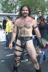 leather Assless chaps men