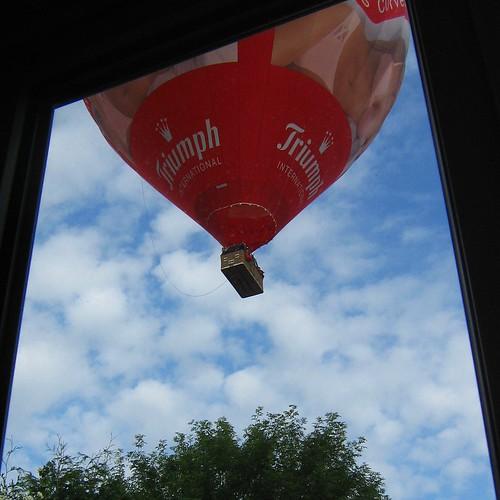 Making Hot Air Balloon For Dog