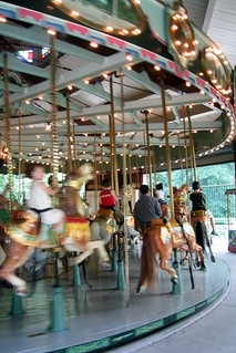 Brooklyn - Prospect Park: Carousel | by wallyg