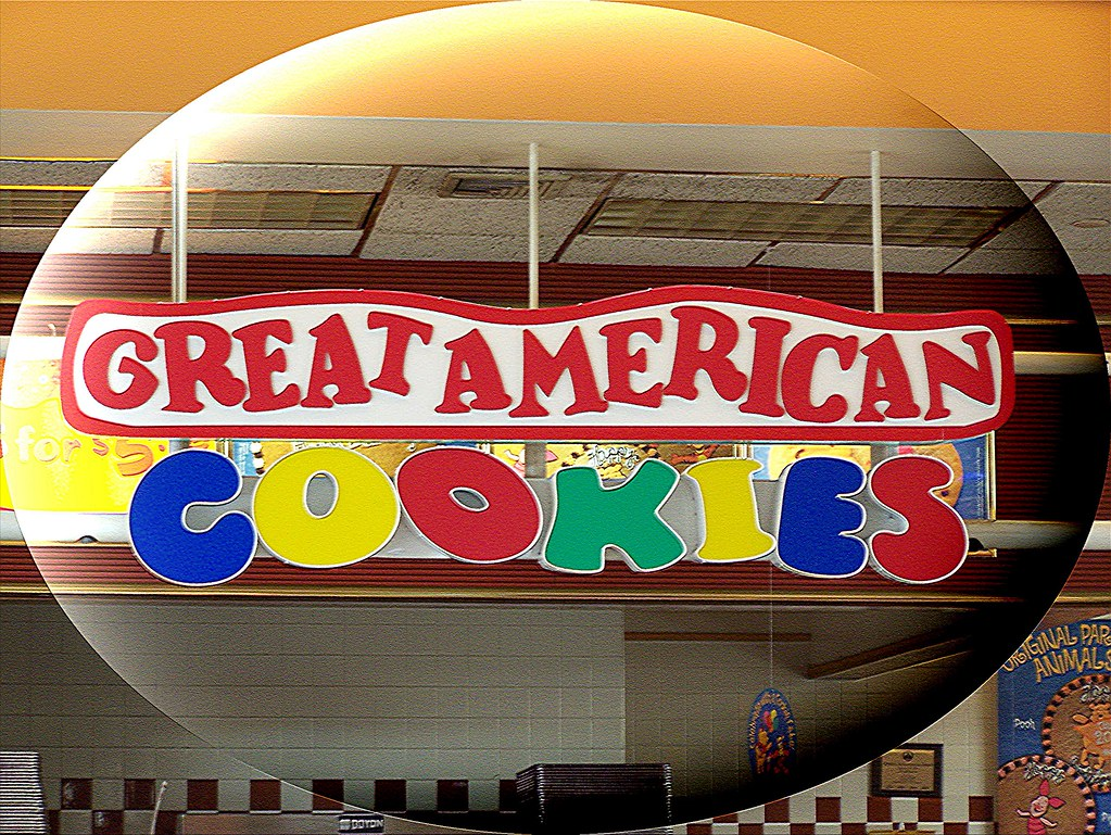Great American Cookies Cookie Cake By The Slice