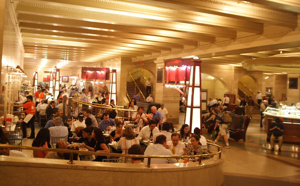 Food Court At Grand Central