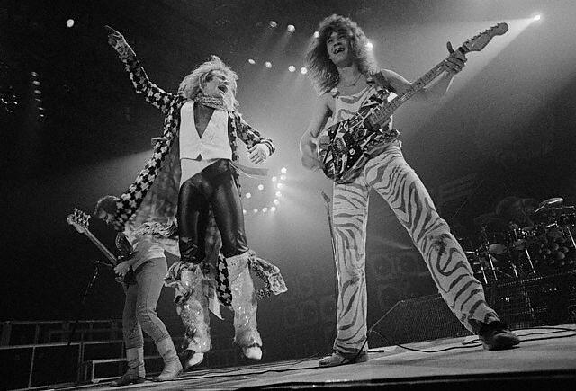 Eddie van Halen und Porno