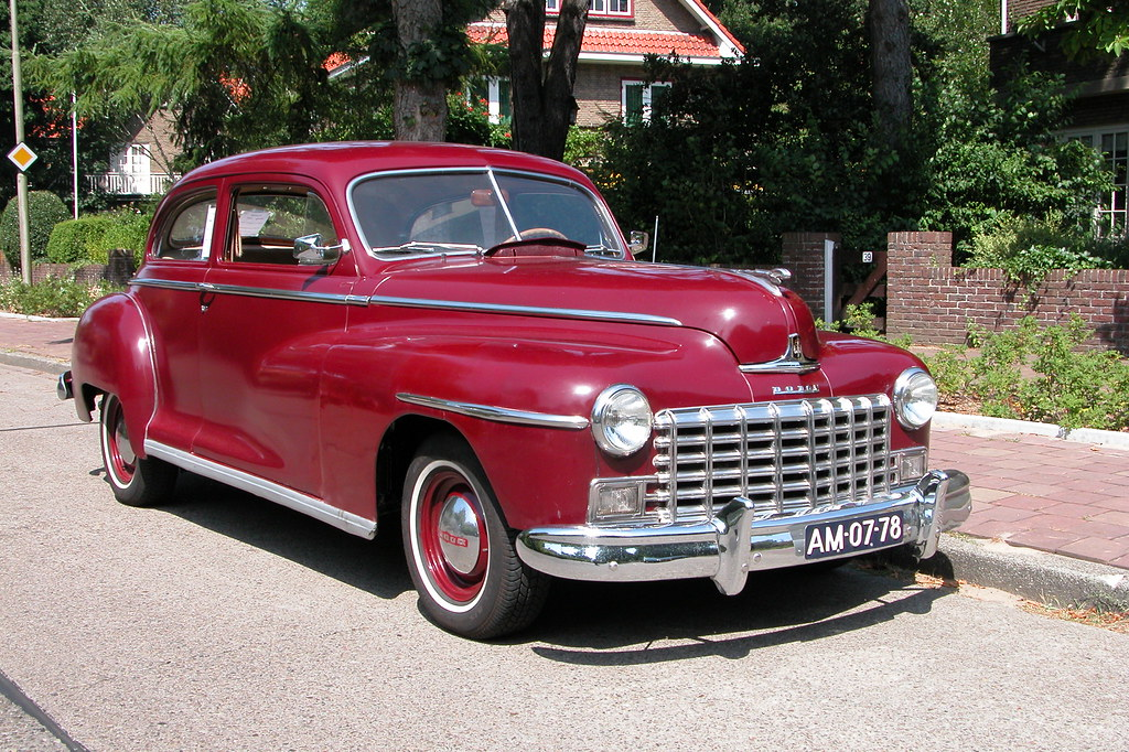 1947 Dodge Coronet Sun This Car Was For Sale Asking