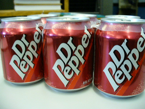 8oz dr pepper!!! | by kendrak
