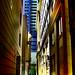 modern alley
