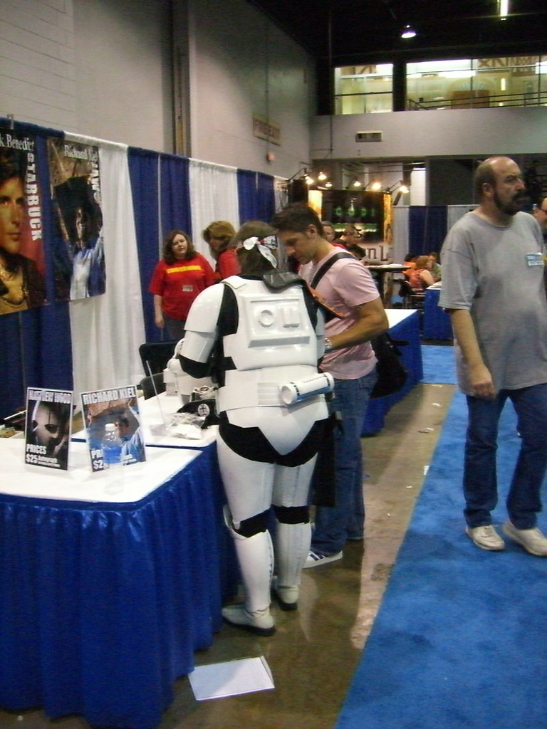 About >> Fat Stormtrooper | Kim Scarborough | Flickr
