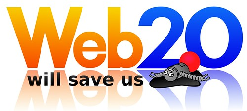 Web 2.0 will save us | by bensheldon