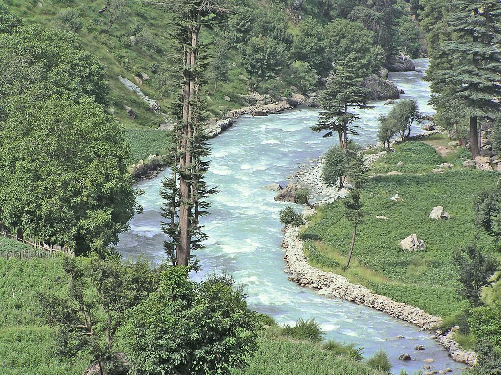... shafqat_mirza Ushu River, Kalam, Swat | by shafqat_mirza