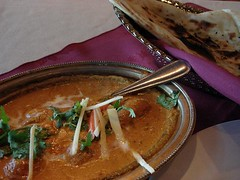 Kofta Dilkhush with Naan | by ComeUndone
