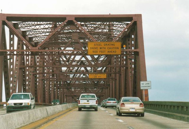 Mathews Bridge Jacksonville Florida Ontheroad Usa