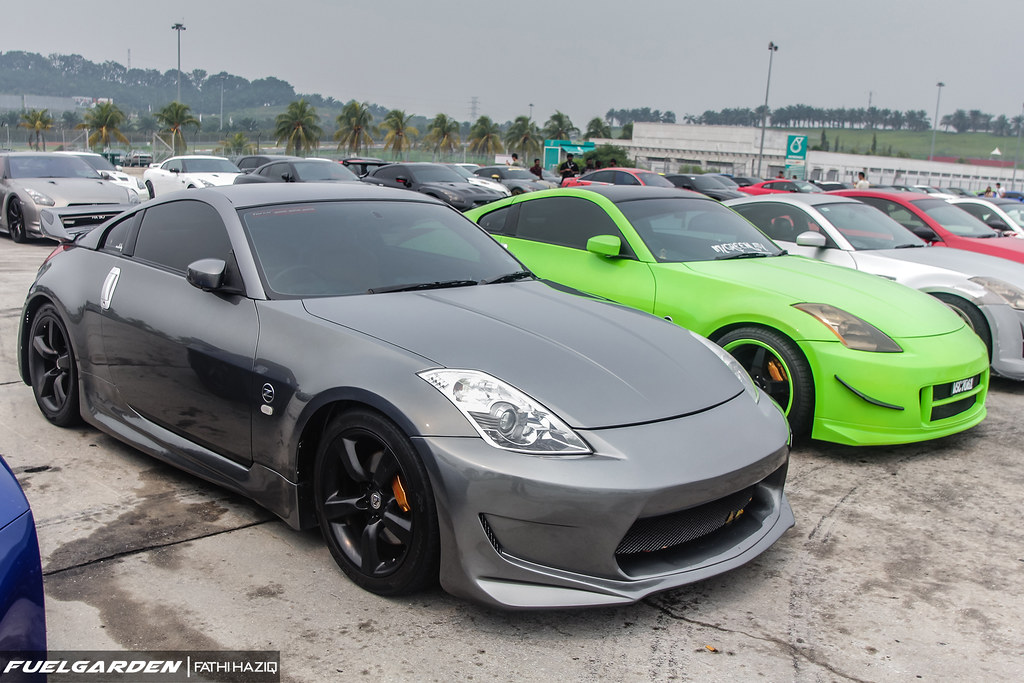 ... Nissan Fairlady Z | 350Z | By Fuelgarden