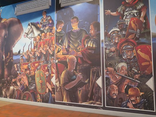 The Claudian Invasion
