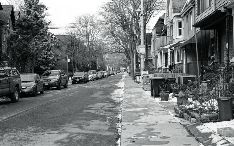 Hamilton Street_