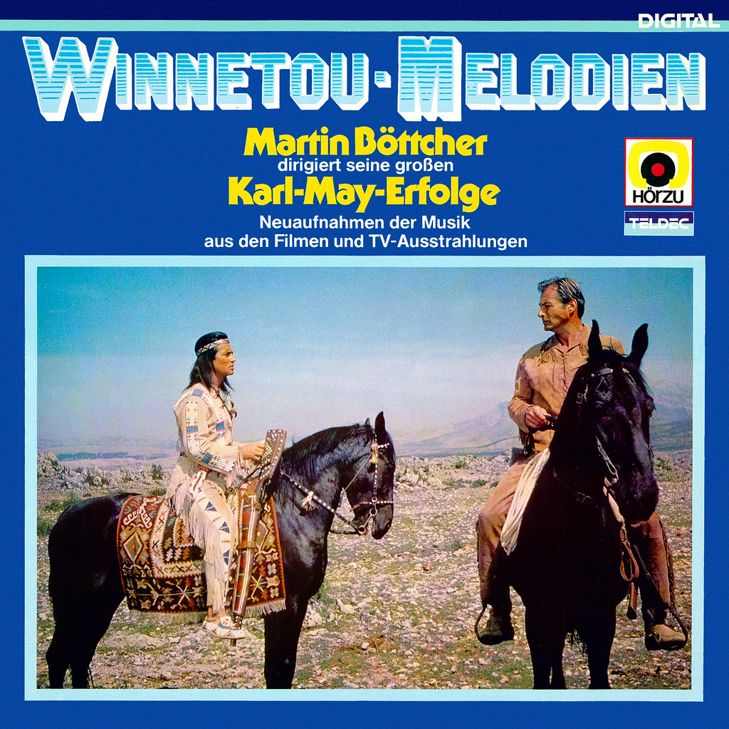 Martin Böttcher - Winnetou-Melodien