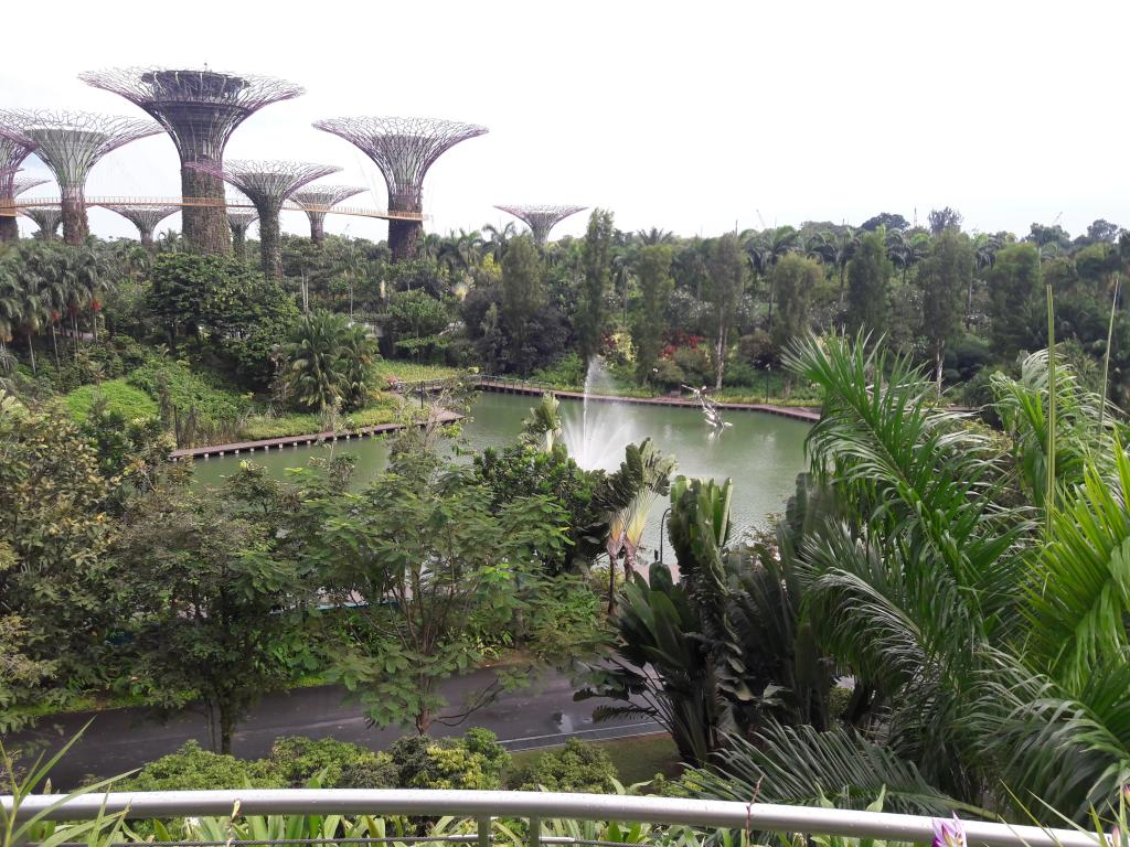 Garden By The Bay Bus a journey with jetstar and klm + trip to genting - flyertalk forums