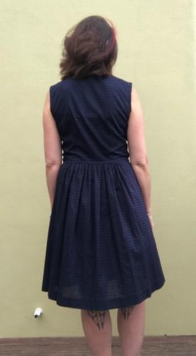 Shirt Dress B5920