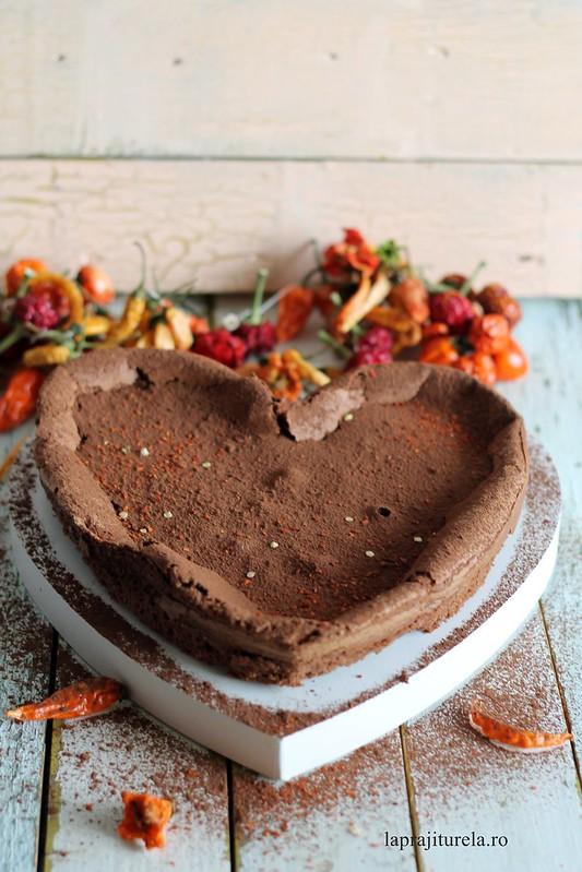 tarta cu cioco si ardei