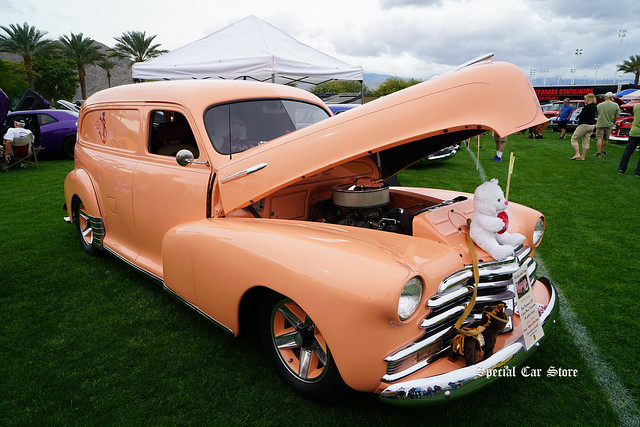 1948 Chevrolet Sedan Delivery - The Pink Panther