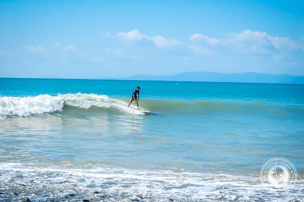 Dan Surfing in Pavones Costa Rica