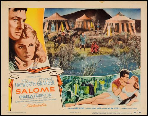 Salome - lobbycard 1