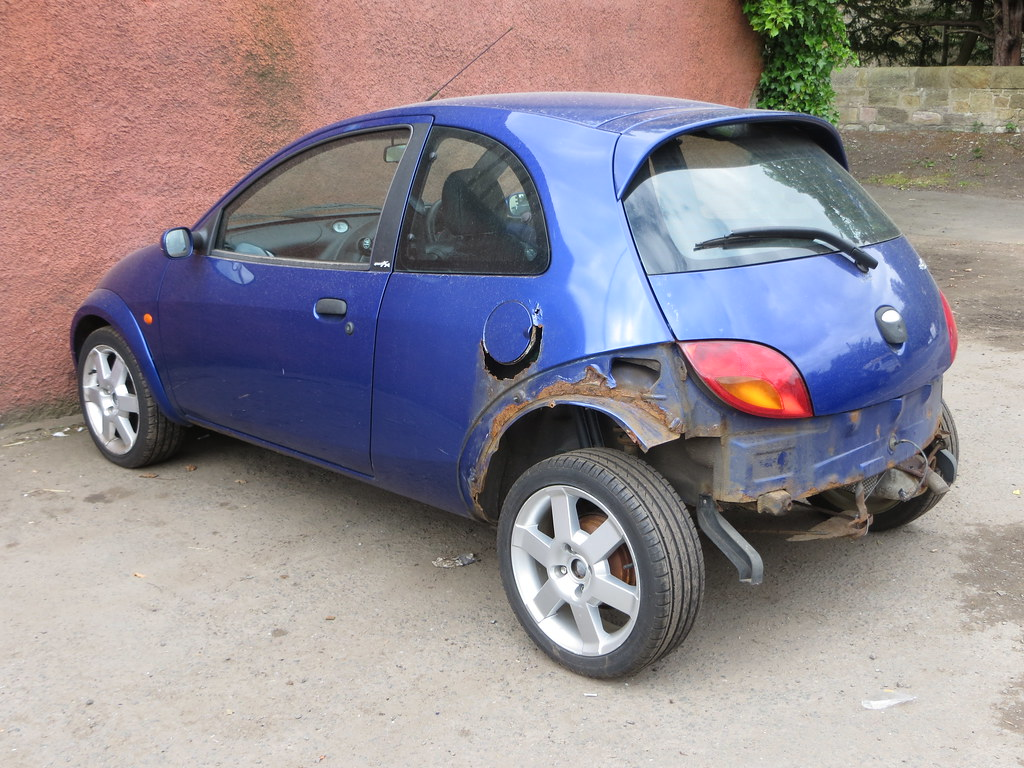 Ford Sport Ka By Alan Gold On Flickr