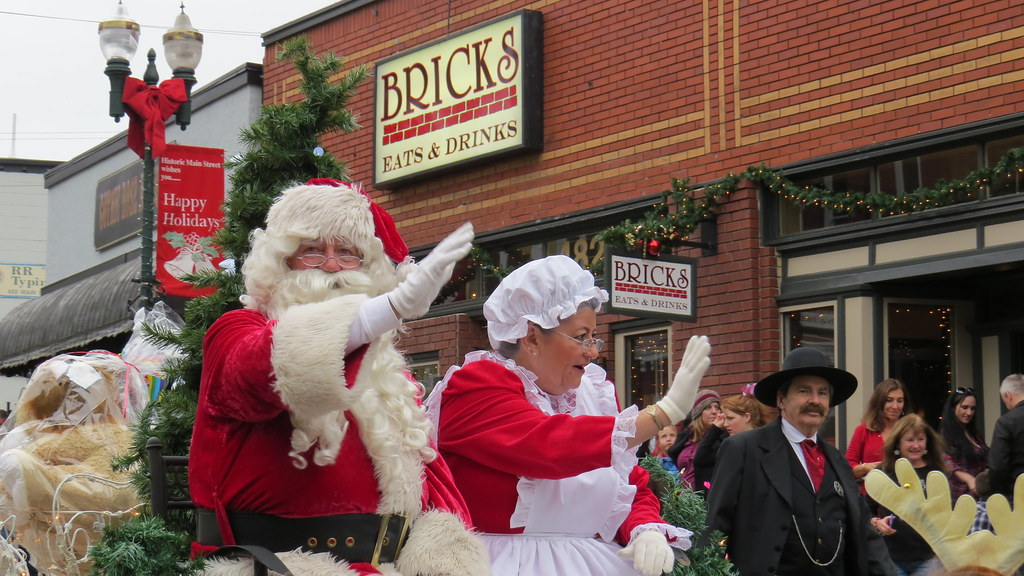 Placerville Main St Christmas Parade 2014 67   Coloma Spring ...