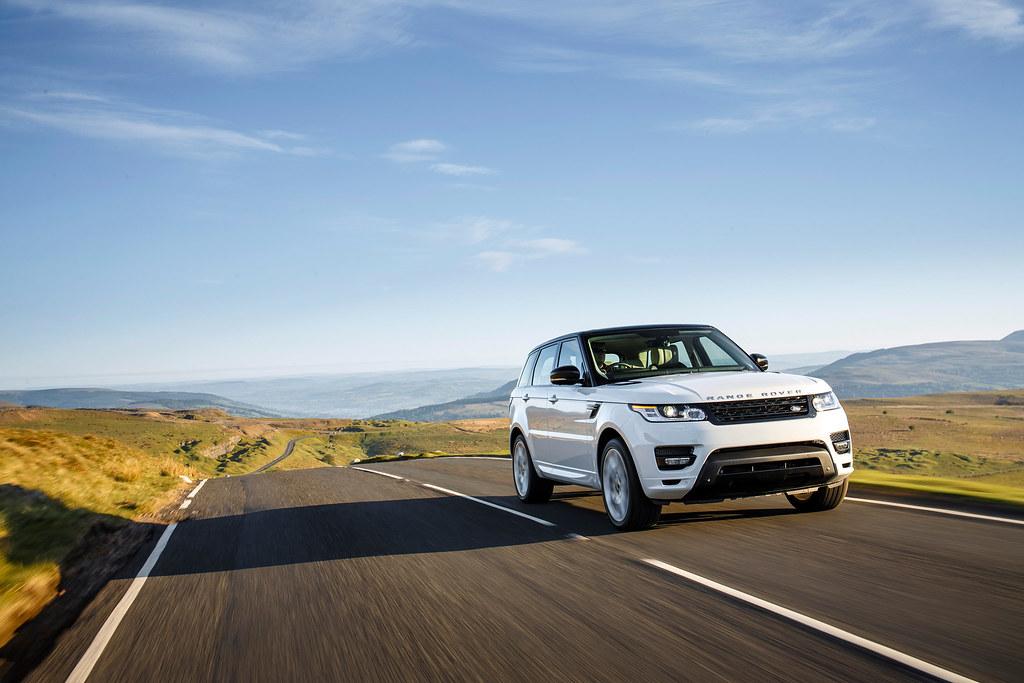 Xe Range Rover Sport
