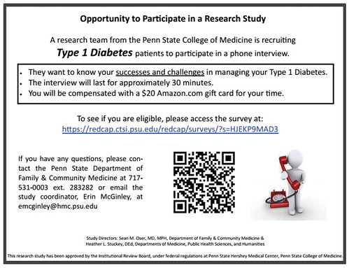 Opportunities to Participate in Research Studies  | Six Until Me