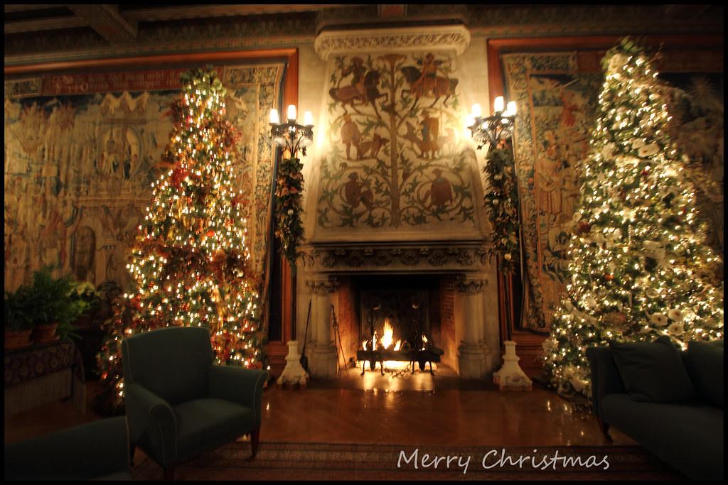 Christmas at Biltmore | George Vanderbilt\'s country retreat … | Flickr