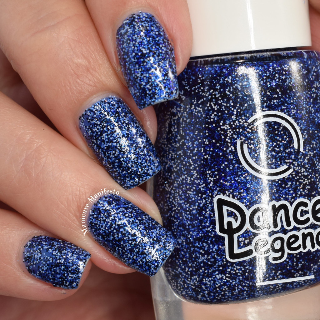 Dance Legend Caviar Shine swatch