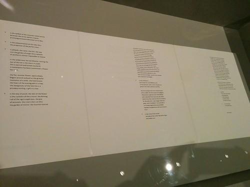 Colophon, Portfolio Y, by Patti Smith
