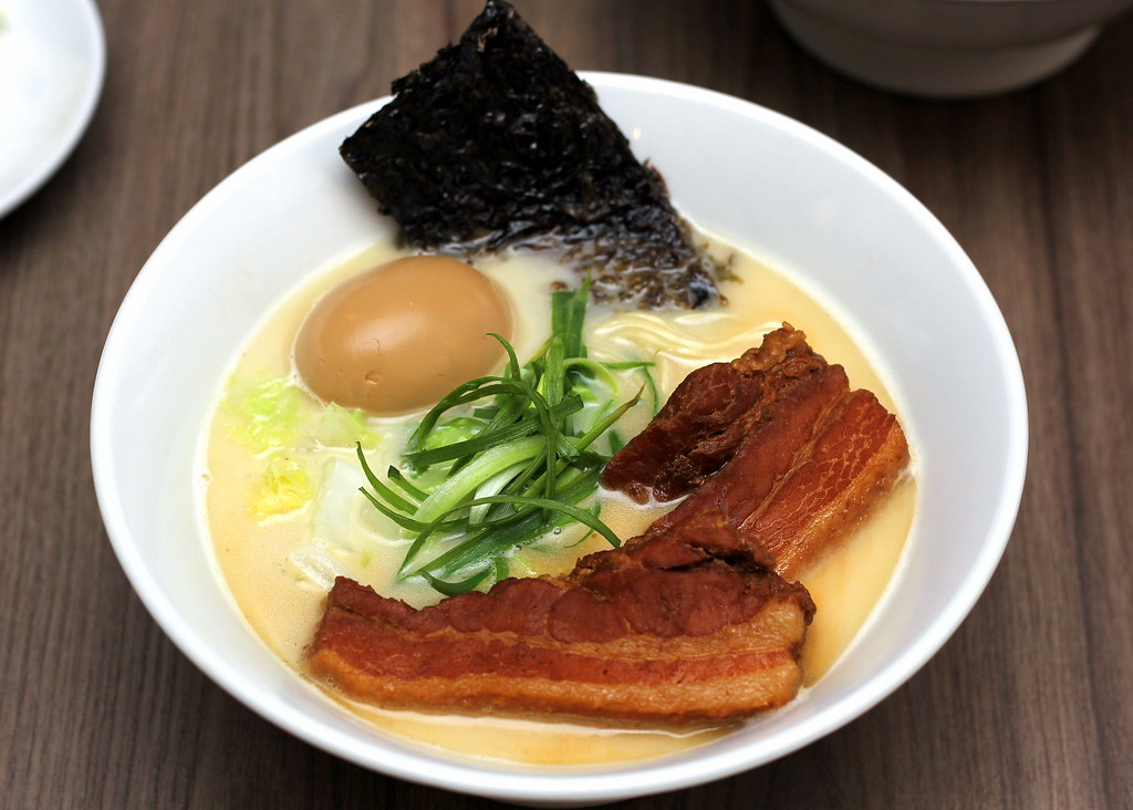 Ramen In Singapore: Brothers Ramen Bellymen