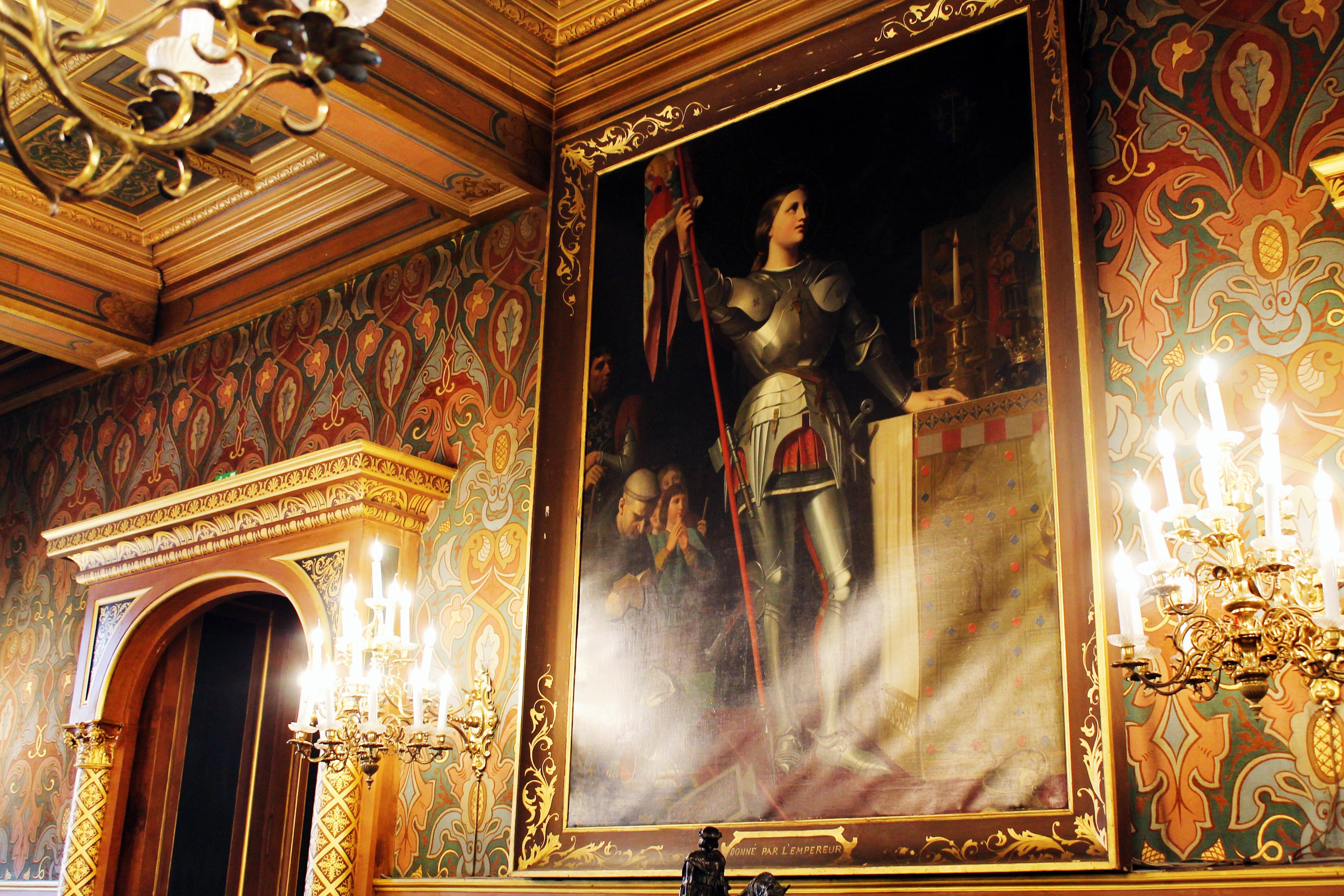 Drawing Dreaming - guia de visita de Orléans, Loire - Hôtel Groslot