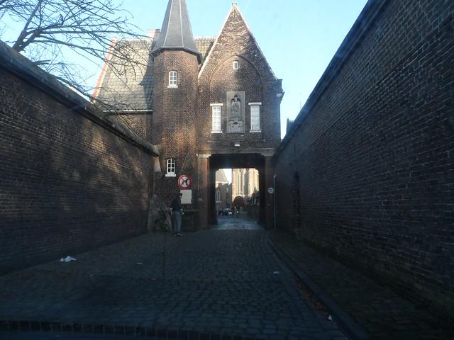 Gent, Groot Begijnhof