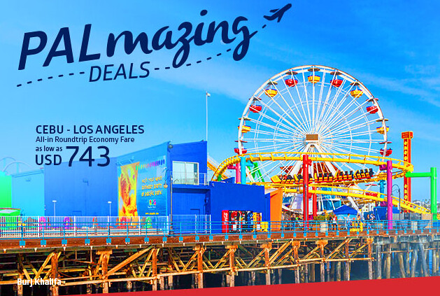 Palmazing Deals to Los Angeles