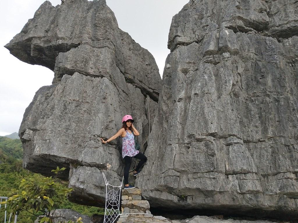 Masungi Georeserve Adventure Hike