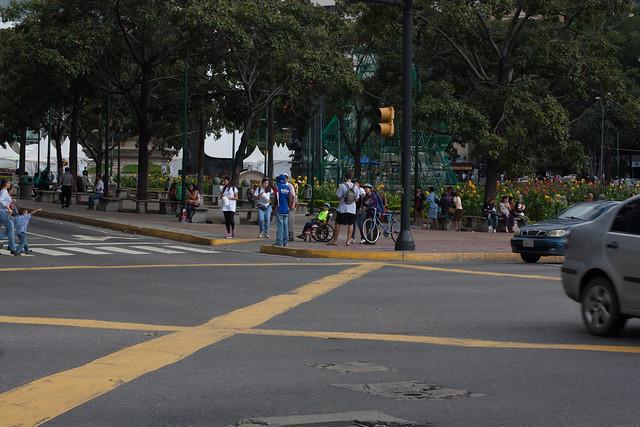 1era Gran Rodada por una Caracas Accesible