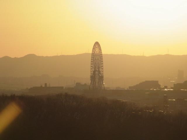 Osaka wheel (GXR P10 28-300mm)