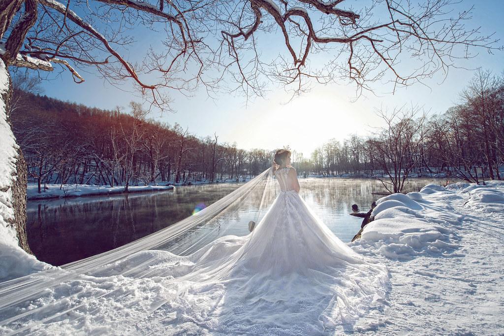 """""""北海道婚紗,雪地婚紗,婚攝Mike,婚禮攝影,婚攝推薦,婚攝價格,海外婚紗,海外婚禮,風格攝影師,新秘Juin,wedding"""""""