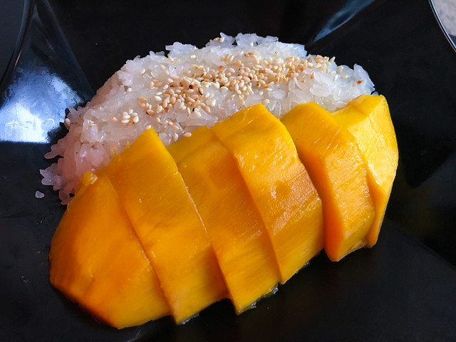 Soi 55 Thai Food Mango Sticky Rice