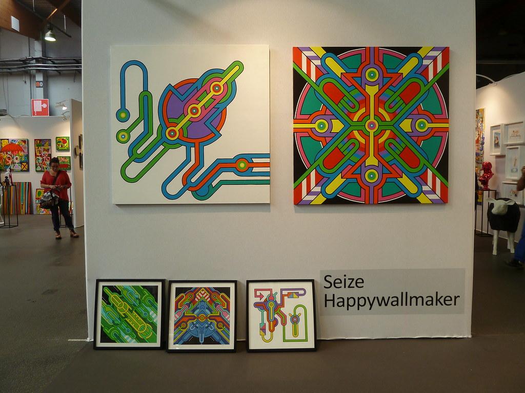 Salon d art contemporain salon d art contemporain paris ev flickr - Salon art contemporain paris ...
