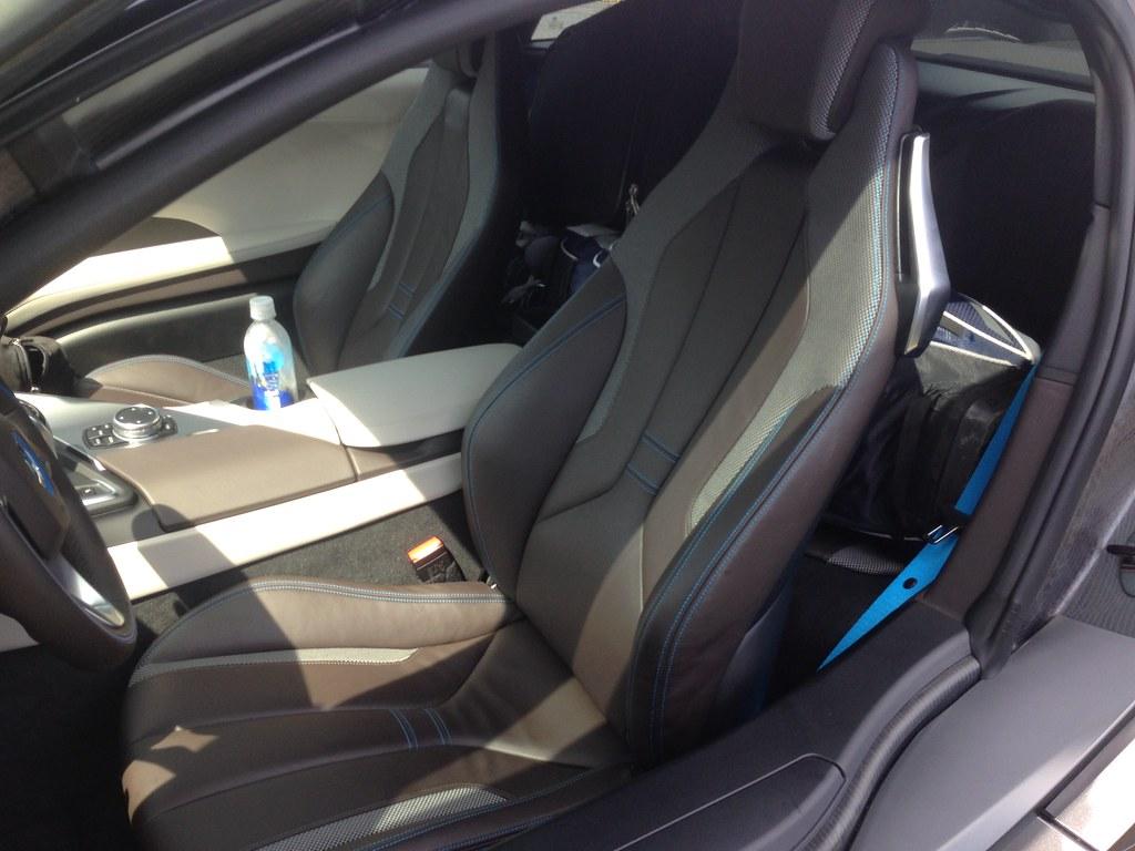 Bmw I8 Seat Upholstery Repair By Shamrocktrim Com Shamrock Auto