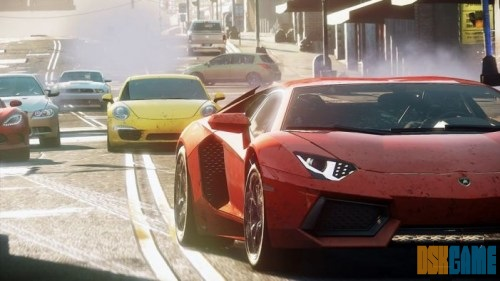 Need for Speed: Most Wanted Lamborgini