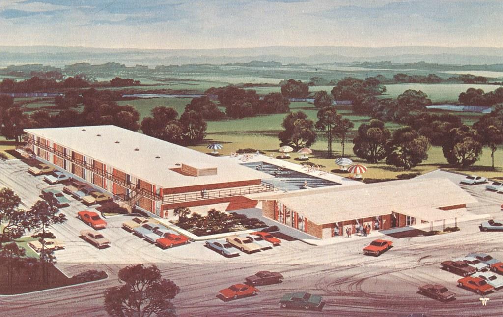 Frontier Motel - Dardanelle, Arkansas