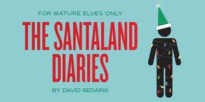 Santaland Diaries logo